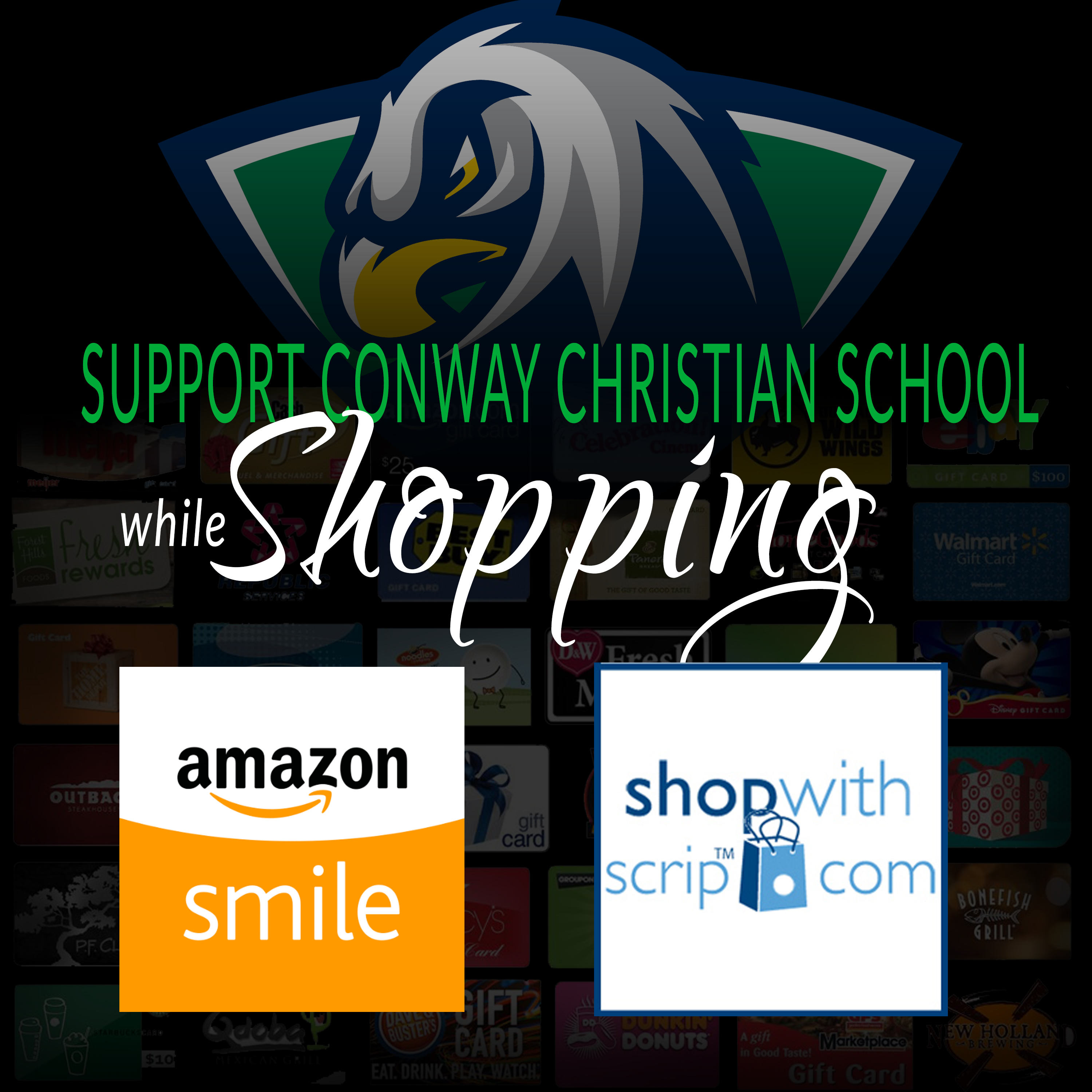 Support CCS by Shopping
