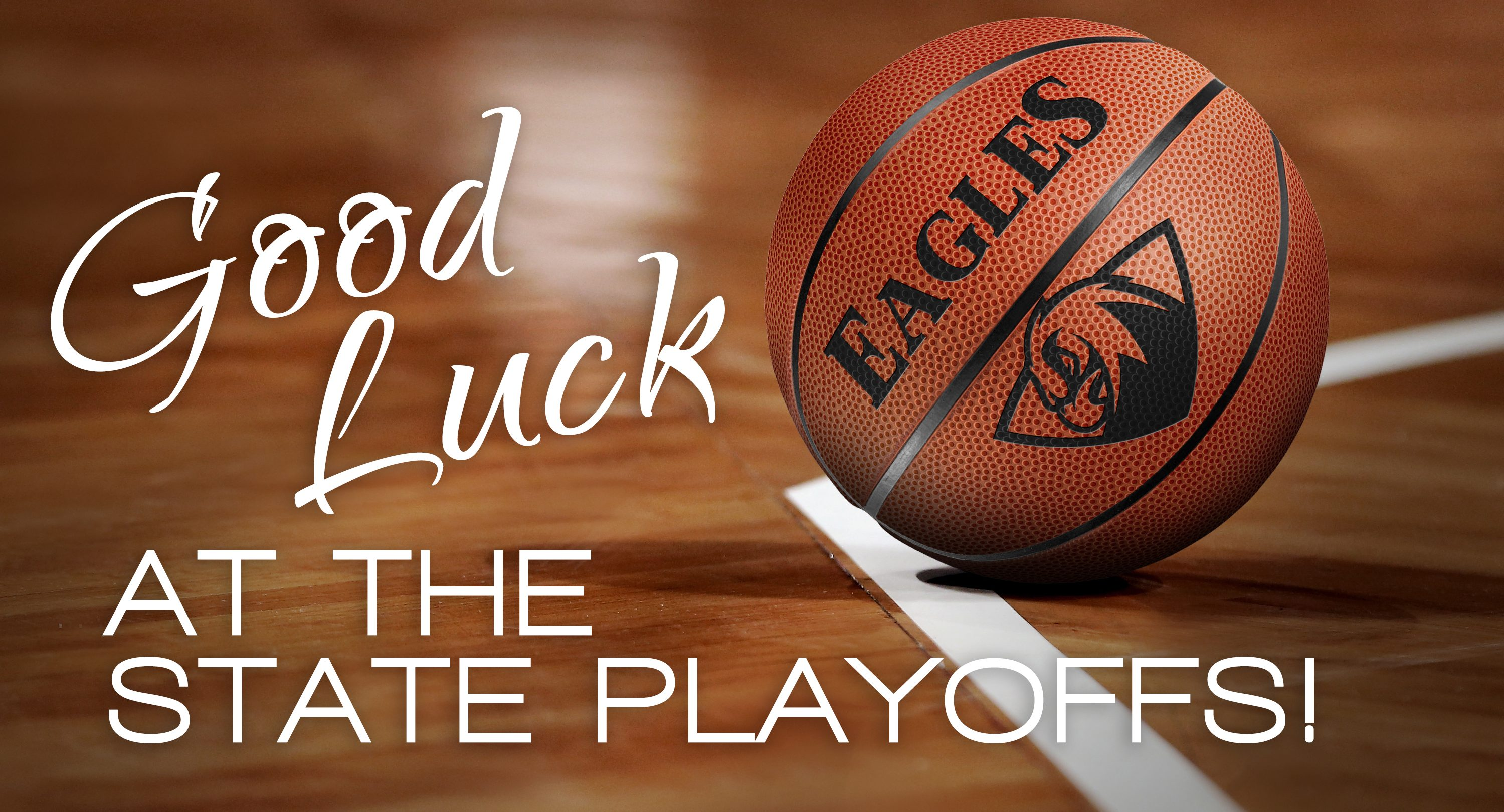 Boys Varsity Eagles Basketball Team to Compete in State Playoffs!