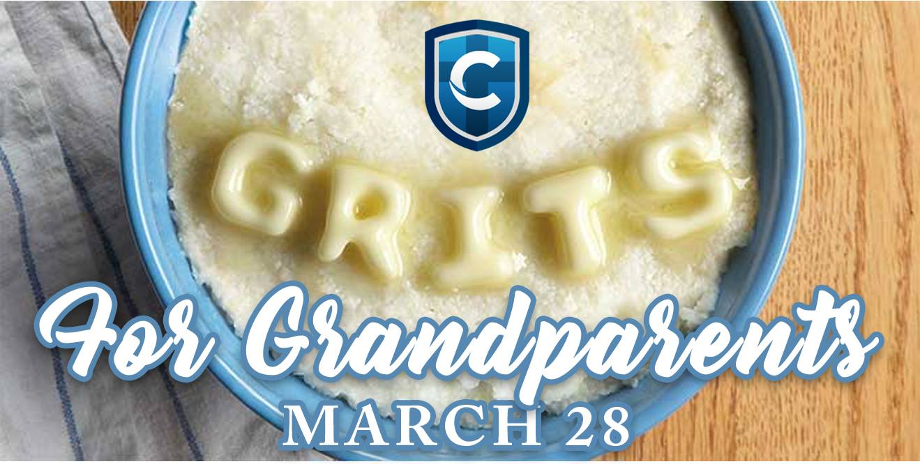 Grits for Grandparents March 28th